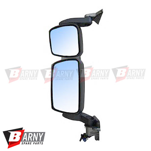 Specchio Iveco Stralis EurocargoRetrovisore sinistro braccio corto - Elettrico - Riscaldato